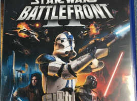 Star Wars Battlefront 2 Playstation 2 (free postage)