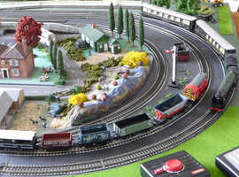 Christmas is coming, our 00 scale model railway at a gift of a price.