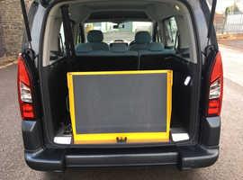 Citroen Berlingo Automatic,5 seats.63 reg.20000 miles.M1 certificate available.12 months mot.