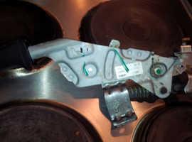 *reduced* BMW Z4 E85 2003 handbrake lever mechanism