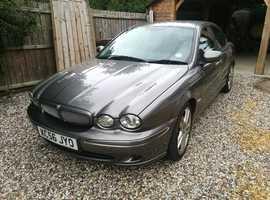 Jaguar X-Type 2.2TD Sport Premium (156bhp), 2007 Saloon, Manual Diesel, 118,680 miles