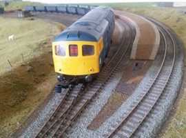 0 gauge lima class 33