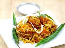 15% Discount On Takeaway Orders Over £13.50 | The Last Days of the Raj