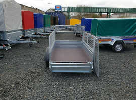 BRAND NEW TRAILER WITH MESH 40cm 5x4 in Fife