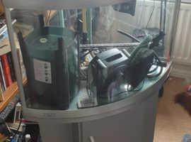 UFO550 fish tank