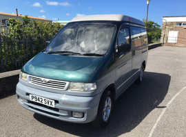 Mazda Bongo, 1997 (P) green saloon, Manual Diesel, 133000 miles