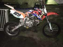 Pit bike 170 Detroit