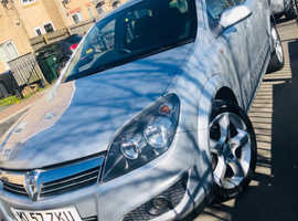 Vauxhall Astra, 2007 (57) Silver Hatchback, Manual Petrol, 86,000 miles