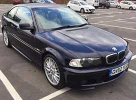 BMW 3 Series, 2003 (52) Blue Coupe, Automatic Petrol, 130 miles
