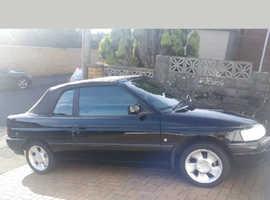 1992 Ford Escort cabriolet efi