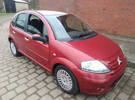 2008 citreon c3 hdi exclusive £30 tax
