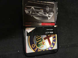 Alfa Romeo GT owner's manual