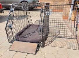 Car Dog Crate for Estate Models, superb sturdy Athag Guardsman manufacture