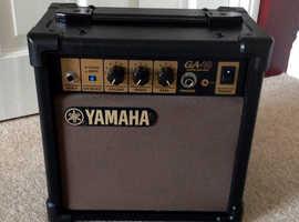 Guitar practice amplifier £15