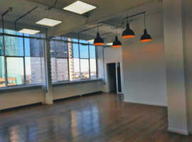 Bright, flexible office space in central Birmingham