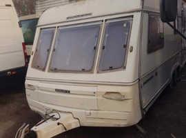 4 birth caravan (project)