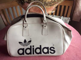 Vintage Adidas Training Bag