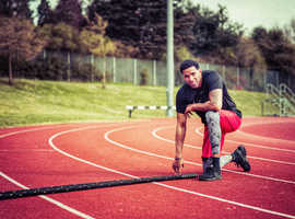West London personal training sessions by ex international professional athlete.