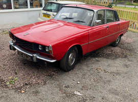 1971 Rover 2000SC P6 For Sale