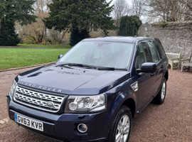 2014 Land Rover Freelander, 2014 Automatic Diesel
