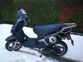 Tgb 101r 50cc