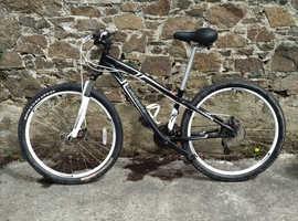 Specialised Hardrock Sport Aluminium hard-tail mountain bike with disc brakes