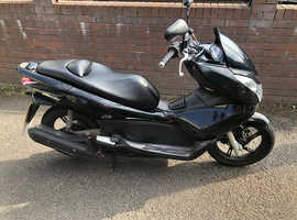 Honda pcx 125 moped