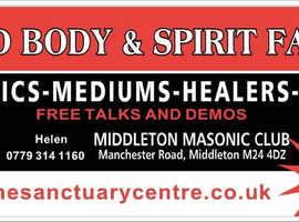 Mind Body Spirit Fayre