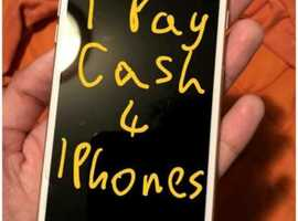 I Pay Cash For iPhones