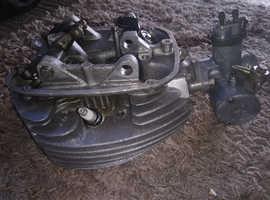 BSA A65 Thunderbolt parts