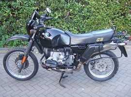 BMW R100GS, 1992