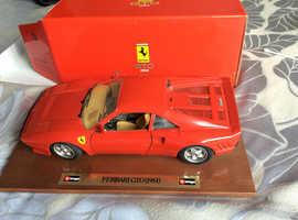 1984 Ferrari 288GTO 1:18 scale, BOXED