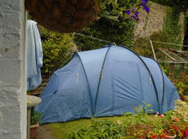 Family Size Tent with Extras