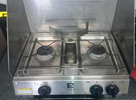 Camping cooker (hob/grill)