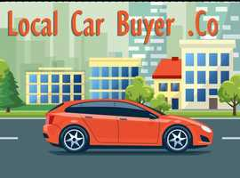 Local Car Buyer - No Travel Required - Free Valuations - Instant Payment