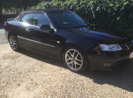 Saab 9-3, 2006 (06) VECTOR  2DR CONVERTIBLE