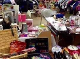 Jumble Sale - Saturday 23 March 2019 - hosted by the 1st Cuffley Scout Group