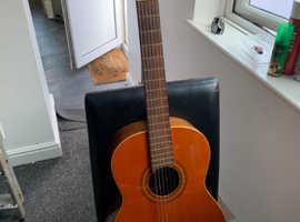 Prudencio Saez Classical Flamenco Spanish Guitar Km1 only £255
