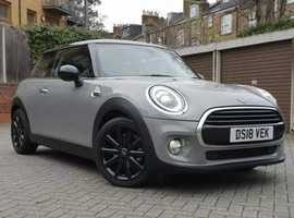 MINI, 2018 (18) Grey Hatchback, Manual Petrol, 12,000 miles