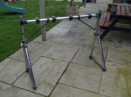 Drum Rack with 4 Clamps