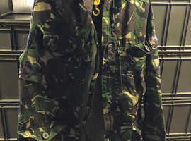 British Army Soldier 95 Issue Jacket Genuine DPM Camouflage Combat Smock Camo UK