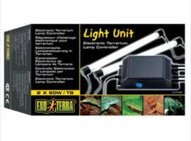 vivarium lights and adaptor