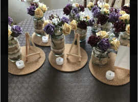 REDUCED Now half price ! A BARGAIN for Complete party/wedding job lot