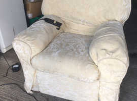 Electric reclining chair. G.Plan.