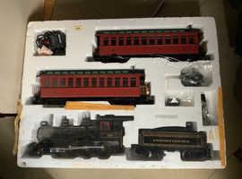Bachman big haulers G  Golden classics series Pennsylvania train set 9660