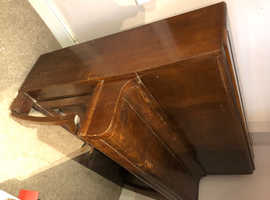 Upright Steinbach piano