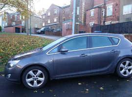 Vauxhall Astra SRI 1.4 16V ,  Petrol, 106,000 miles/170000 Km