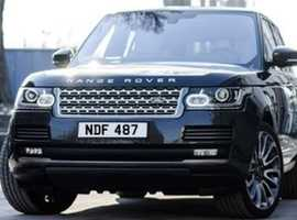 NDF 487 Private Cherished Number PLATE (£800)