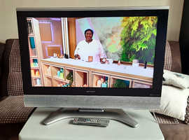 Sharp 32 inch LCD TV with Freeview