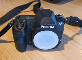 Pentax K3 Mark 2 Camera Body
